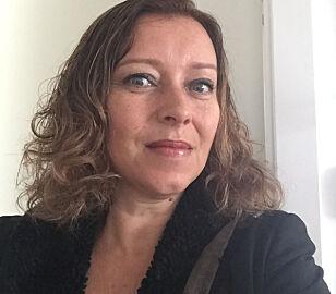 Sonja Nordanger er journalist og avdelingsleder i Aller. Foto: Privat