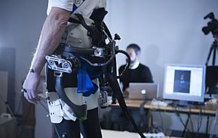 Forskere lager robot-belte som hindrer deg i å falle