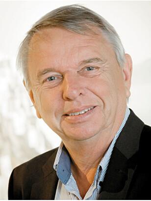 DU SKAL FÅ HJELP: Det sierTorben Andersen, kommunikasjonssjef ved Thomas Cook Airlines Scandinavia. Foto: Thomas Cook Airlines.