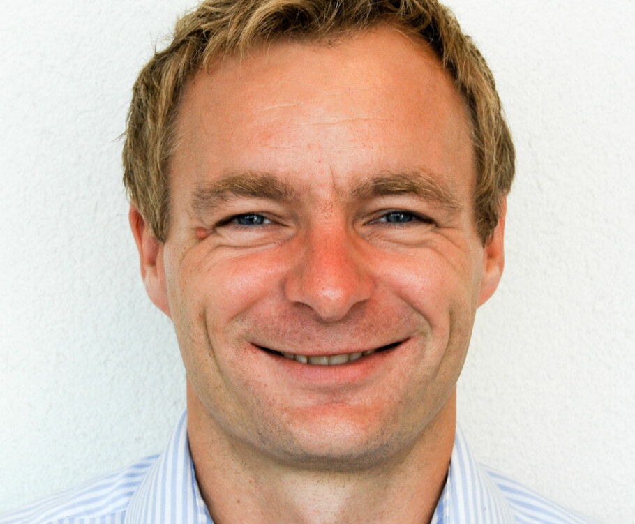 FORSKER PÅ HUKOMMELSE: Anders Fjell, professor ved Psykologisk Institutt ved Universitetet i Oslo.