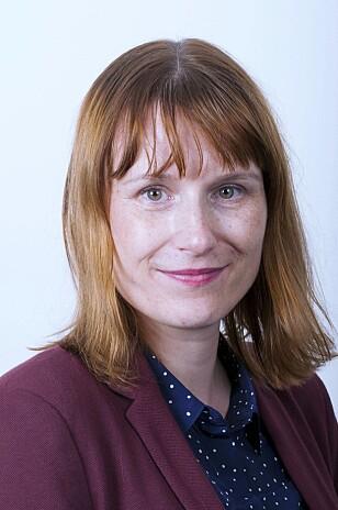 FORSKER: Ylva Østby, postdoktor ved Psykologisk institutt, Universitetet i Oslo. Foto: Trond Trondal.