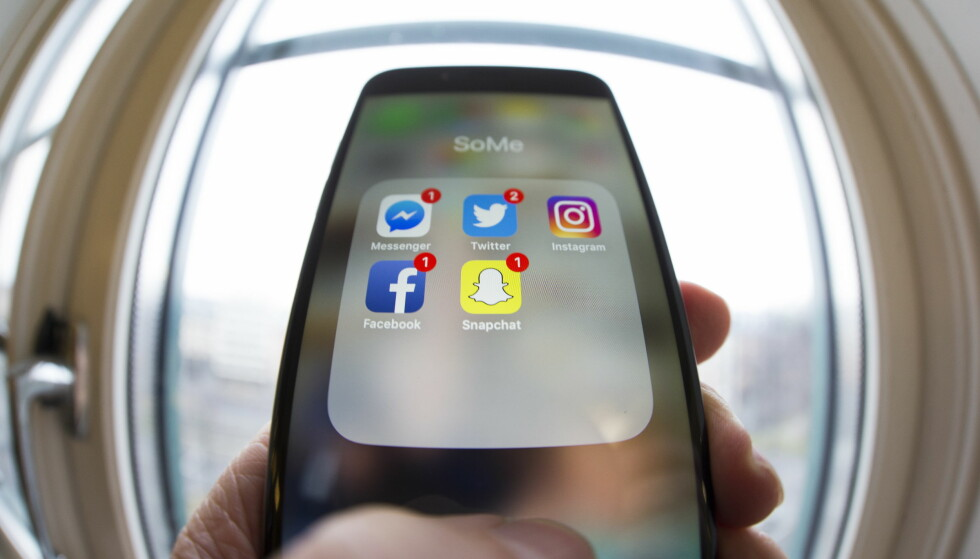 BEDRE HUKOMMELSE: Bruk av sosiale medier kan bidra til at du husker mer, ifølge forskere. Foto: Scanpix.