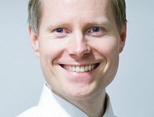 UNDERDIAGNOSTISERT: Talgkjertelsvikt regnes som en av de mest underdiagnostiserte tilstander i øyefaget, mener professor og øyelege Tor Paske Utheim. Foto: UiO