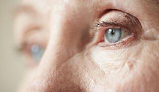 Test deg selv: Har du tørre øyne?
