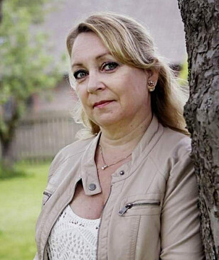MISTET DATTEREN: Trine Sjurseike (50) opplevde alle foreldres verste mareritt da hun mistet datteren sin i 2013. Foto: Privat.