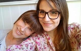 Trude og datteren Victoria lider begge av sykdommen ingen ser