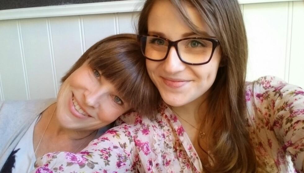 Trude (57) og datteren Victoria (25) lider av usynlig sykdom: - Det verste er å ikke bli trodd
