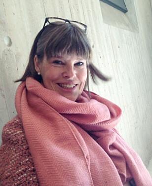 FORTSETTER KAMPEN: Som assisterende generalsekretær ved Norges ME-forening, vil Trude Schei fortsette å kjempe for ME-syke. Foto: Privat.
