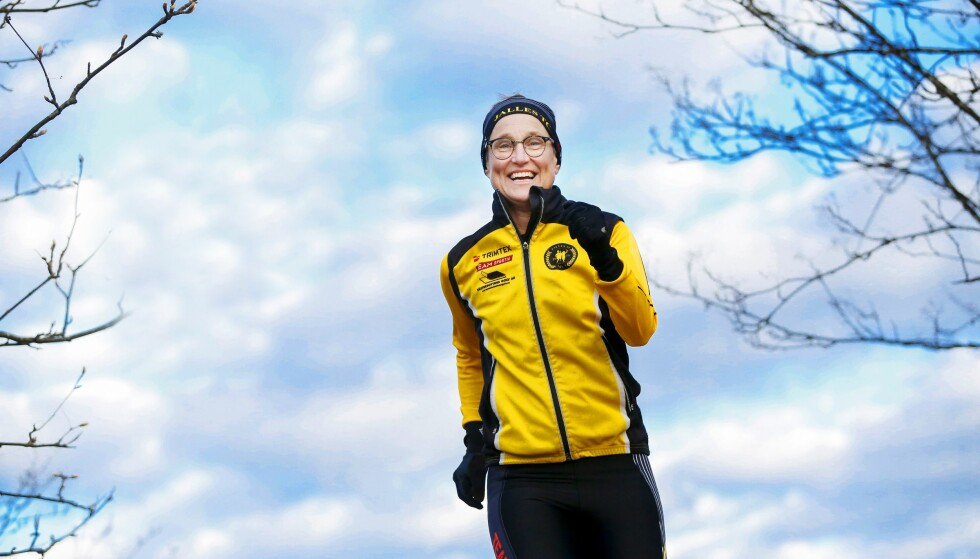 VASALOPPET: Da Gudrun var 50 år begynte hun å trene for fullt. Nå har hun vært med i Vasaloppet for tiende gang. Foto: Petra Älvstrand