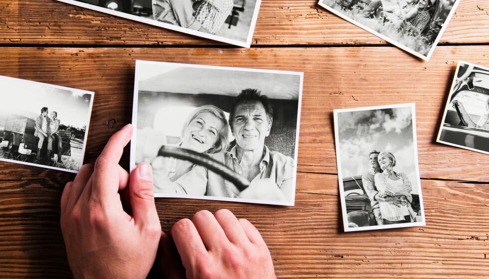 <strong>SKYLAGRING:</strong> Du kan sikre fotografier og andre viktige datafiler ved å bruke en av tjenestene i denne artikkelen. Foto: Shutterstock