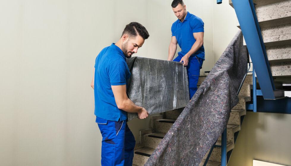 TRYGT: Å sette bort jobben med å rydde ut av dødsboet bør være en trygg affære, da er det lurt å velge et seriøst firma. Foto: Shutterstock