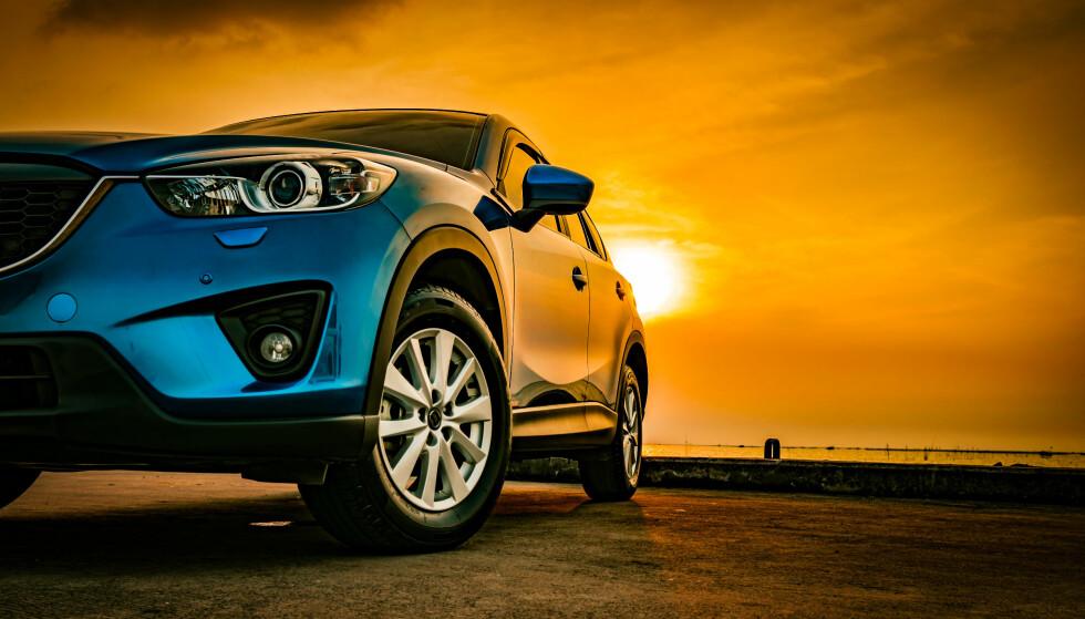 LUKSUS: Biljournalistene er stort sett fast bestemt på hvilken bil de ville valgt om de hadde én million i budsjett. Foto: Shutterstock