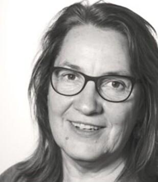 FORSKER: Lotte Hvas, lege og forfatter av boken «Overgangsalderen - Alt du trenger å vite». Foto: Privat.