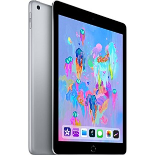 ANBEFALING: Apple iPad 2018. Foto: Produsenten.
