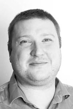 EKSPERT: Finn Jarle Kvalheim, journalist i Tek.no. Foto: Tek.no.