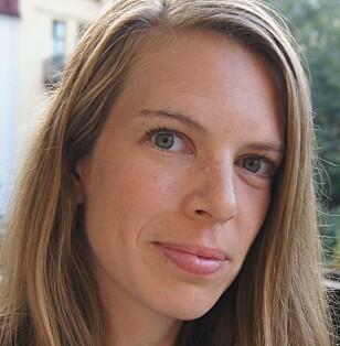 Ida Fröjmark har skrevet master om gravplasser med utgangspunkt i naturen. Foto: Privat