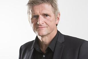FORSKER: Geir Selbæk, professor og psykiater ved Aldring og Helse, Nasjonal kompetansetjeneste. Foto: Aldring og helse.