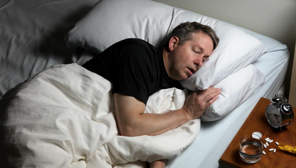 SOVER DU LENGE? For lite søvn kan bidra til en rekke helseproblemer. Nå viser ny forskning at også for mange timer på puten hver natt kan være svært skadelig for kroppen. Foto: Scanpix.