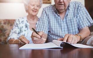 Råd for å sikre samboeren en del av arven