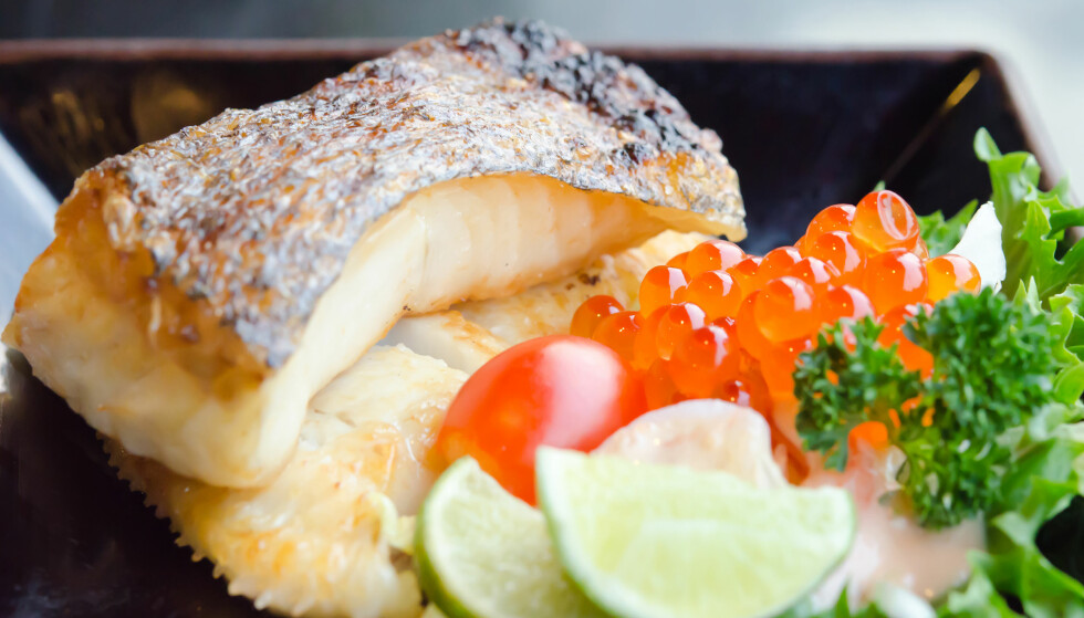 TORSK: Fisk bør være på middagstallerkenen 2-3 ganger i uka, er anbefalingene fra Helsedirektoratet. Foto: Colourbox