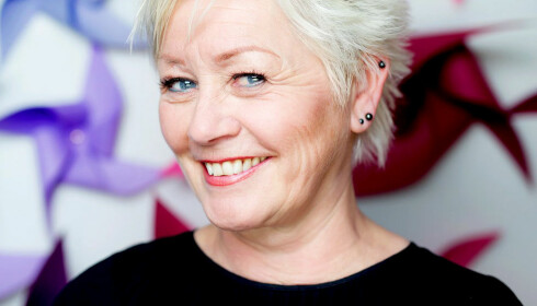 Generalsekretær i Kreftforeningen, Anne Lise Ryel. Foto: Agnete Brun / Kreftforeningen