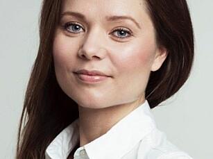 Kristina Sjøberg Moberg er psykologspesialist og foredragsholder. Foto: Privat