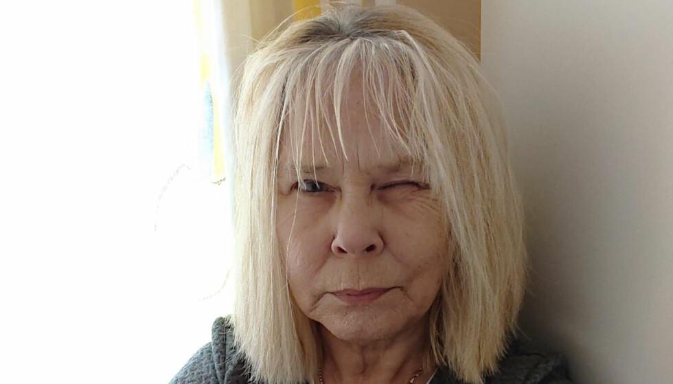 MISTET KREFTENE: Gry S. Wiik Nordhagen (65) ante ikke hva hun hadde i vente da hun gradvis ble tappet for energi. Foto: Privat.