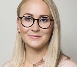 Anna Bistrup i Norges Astma- og allergiforbund. Foto: NAAF