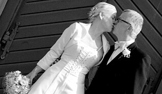 I 26 år var Anne Guri (65) og Sven Erik (69) samboere - så fridde hun i et lyskryss