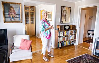 Mona deler hus med over 75 andre: - Hele huset er mitt