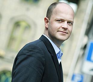 Rolf Lothe i Skattebetalerforeningen. Foto: Bo Mathisen