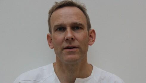 Anders Jørgensen, endokrinolog ved Oslo Universitetssykehus. Foto: Privat
