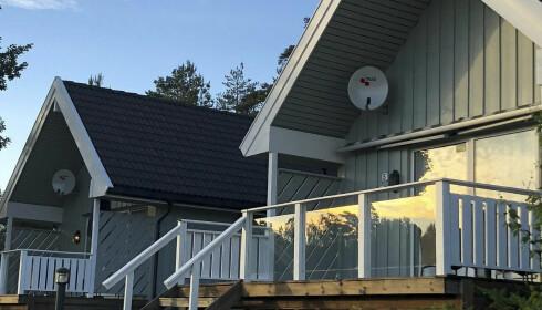 LEIEPRIS: Denne hytta på Onsøy i Østfold leies ut for 65.000 kroner per år gjennom finn.no. Utgifter til for eksempel strøm kommer i tillegg til leieprisen. Foto: Yvonne Valle