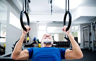 Slik kan du øke testosteronnivået i kroppen - uten medikamenter