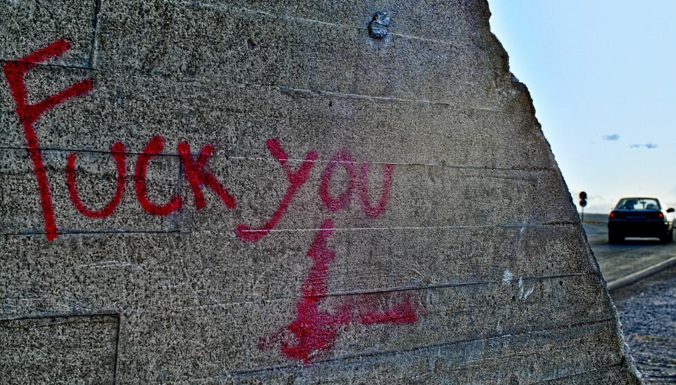 HELLIG: Hvor hellig noe er, har noe å si for hvor ille banneordet oppfattes. Foto: Bjørn Rørslett / NN / Samfoto