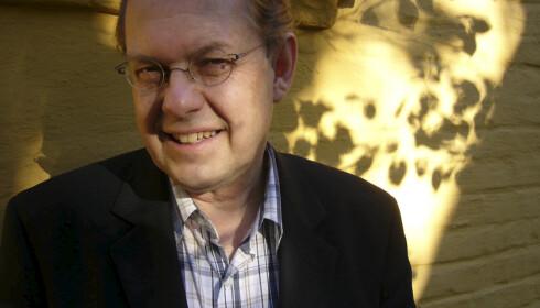 SJELDEN: Språkprofessor ved Universitetet i Bergen (UiB), Gunnstein Akselberg. Foto: Runo Isaksen, UiB / NPK