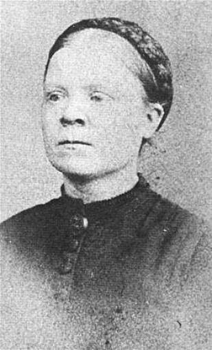 SOFIE JOHANNESDATTER: Den tredje som ble halshugget i 1876. Hun var giftmorderske og tok livet av flere personer med arsenikk. Foto: Wikipedia.