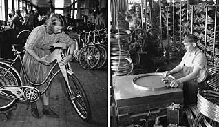 Den «beste» sykkel-fabrikken produserte sykler for hele befolkningen etter krigen