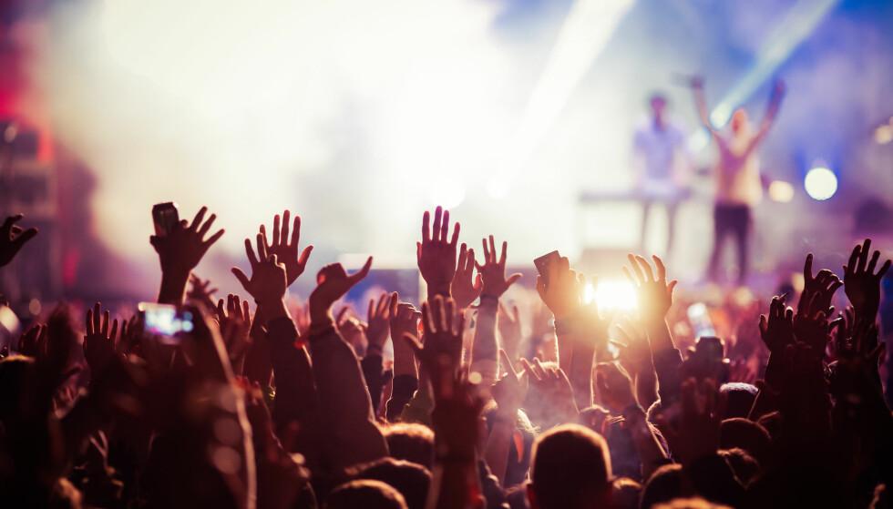POLITISKE SANGER: Under den kalde krigen ble det sluppet flere samfunnskritiske sanger. Mange av dem ble svært populære. Foto: Shutterstock.
