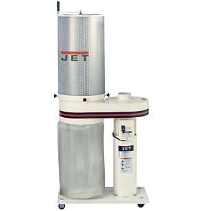 SPONAVSUG: Et slikt avsug er beregnet på større snekkermaskiner. De billigste begynner på 2700 kroner. Foto: Produsenten