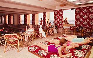 På 70-tallet var dette en av de mest trendy måtene å feriere på