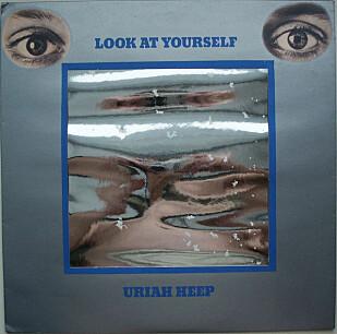 MINNEVERDIG 1: Uriah Heep med platen «Look At Yourself».