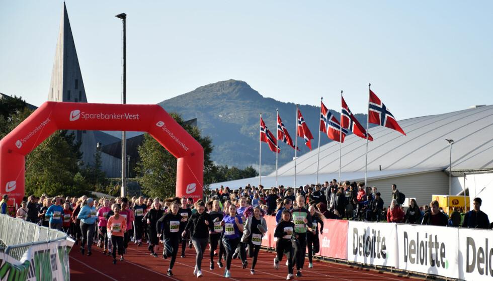 SUKSESS: KnarvikMila ble for første gang arrangert i 1981, under navnet Knarvik Games. I dag er arrangementet et av de mest profesjonelle i Norge. Foto: Privat.