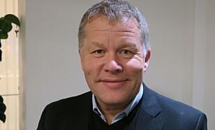 Petter Brelin, fastlege og leder i Norsk forening for allmennmedisin. Foto: Liv B. Johannessen