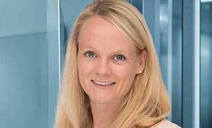Liselotte Lunde, presseansvarlig i KRY. Foto: KRY