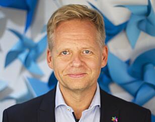 Ole Alexander Opdalshei er assisterende generalsekretær i Kreftforeningen. Foto: Ingvild Vaale Arnesen