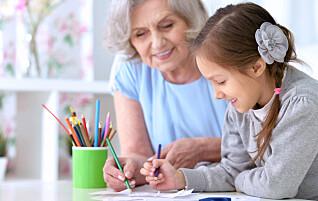 Kan arven gå rett til barnebarna?