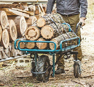 TRILLEBÅR: Makita DCU180Z, kr 7490 (staypro.no) Foto: Produsenten
