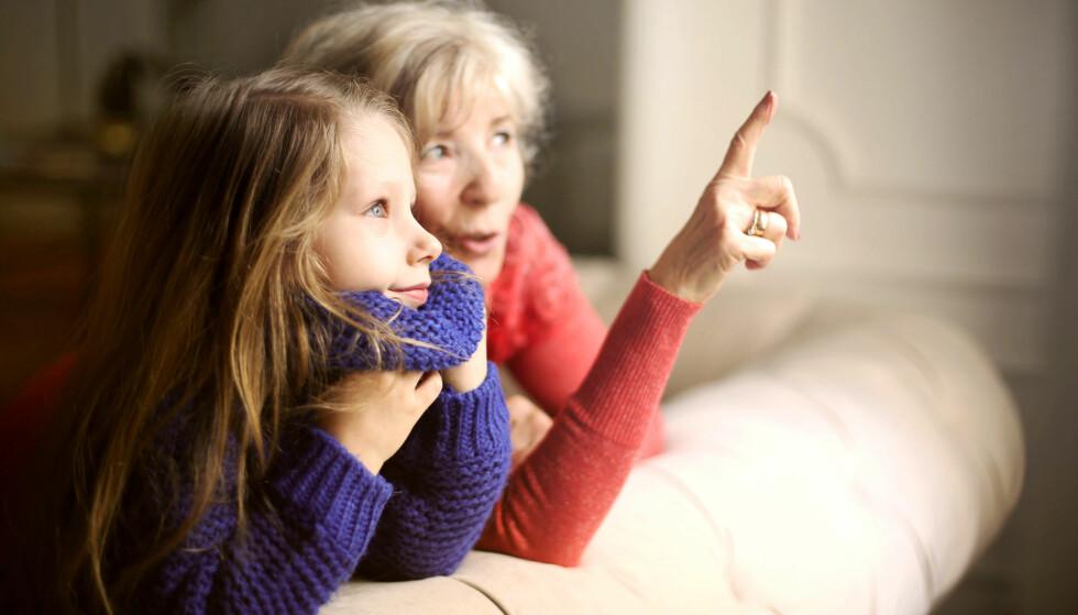 - Foreldre med voksne barn bør strengt tatt ikke blande seg i dette valget