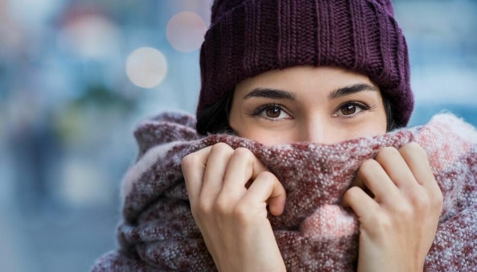 VARMT: Et ullskjerf er en fin gave til både kone, mor og datter, mener leserne. Foto: Shutterstock